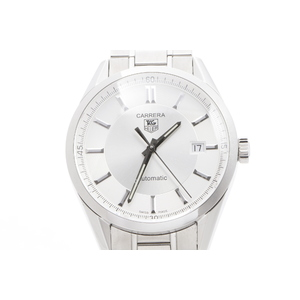 Tag Heuer Carrera Automatic Stainless Steel Men's Sports Watch WV211A