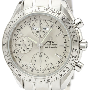 OMEGA Speedmaster Day Date Steel Automatic Mens Watch 3221.30