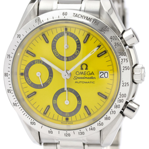 Omega Speedmaster Automatic Stainless Steel Men's Sports Watch 3511.12