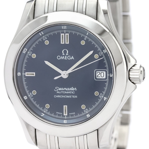 Omega Seamaster Automatic Stainless Steel Men's Sports Watch 2501.80