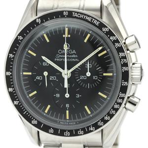 【OMEGA】オメガ スピードマスター プロフェッショナル ステンレススチール 手巻き メンズ 時計 3592.50
