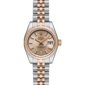 ロレックス(Rolex) デイトジャスト 自動巻き ステンレススチール(SS) レディース 高級時計 179171