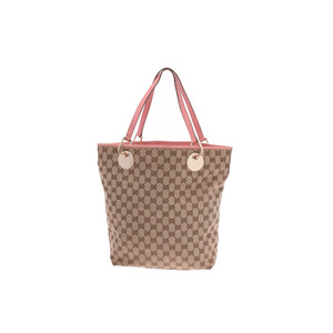 0e4c7cfea739 Gucci GG Canvas GG Canvas Tote Bag
