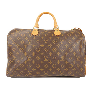 Auth Louis Vuitton Handbag Monogram Speedy 40 M41106