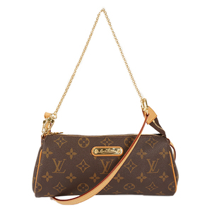 Auth Louis Vuitton Shoulder Bag Monogram Eva M95567