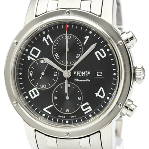 Hermes Clipper Automatic Stainless Steel Men's Sports Watch CP1.910