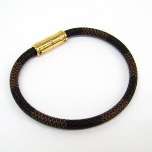 Louis Vuitton Damier Keep It Bracelet M6608E Bracelet Ebene