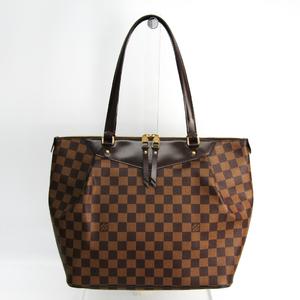 ルイ・ヴィトン(Louis Vuitton) ダミエ ウェストミンスターGM N41103 ショルダーバッグ エベヌ
