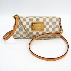 ルイ・ヴィトン(Louis Vuitton) ダミエ エヴァ N55214 レディース ショルダーバッグ アズール