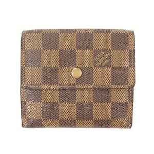 ルイヴィトン 財布 ダミエ ポルトモネビエカルトクレディ N61652