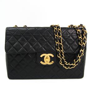 シャネル(Chanel) マトラッセ A01094 レディース レザー ショルダーバッグ ブラック