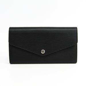 ルイ・ヴィトン(Louis Vuitton) エピ ポルトフォイユ・サラ M60582 ユニセックス エピレザー 長財布(二つ折り) ノワール