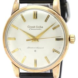 Seiko Grand Seiko Automatic Gold Plated Men's Dress Watch J14070