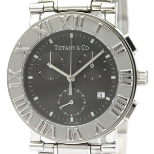 Tiffany Atlas Quartz Stainless Steel Men's Sports Watch