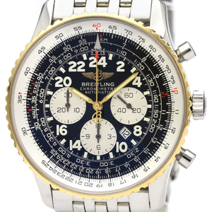 Breitling Navitimer Automatic Stainless Steel,Yellow Gold (18K) Men's Sports Watch D22322
