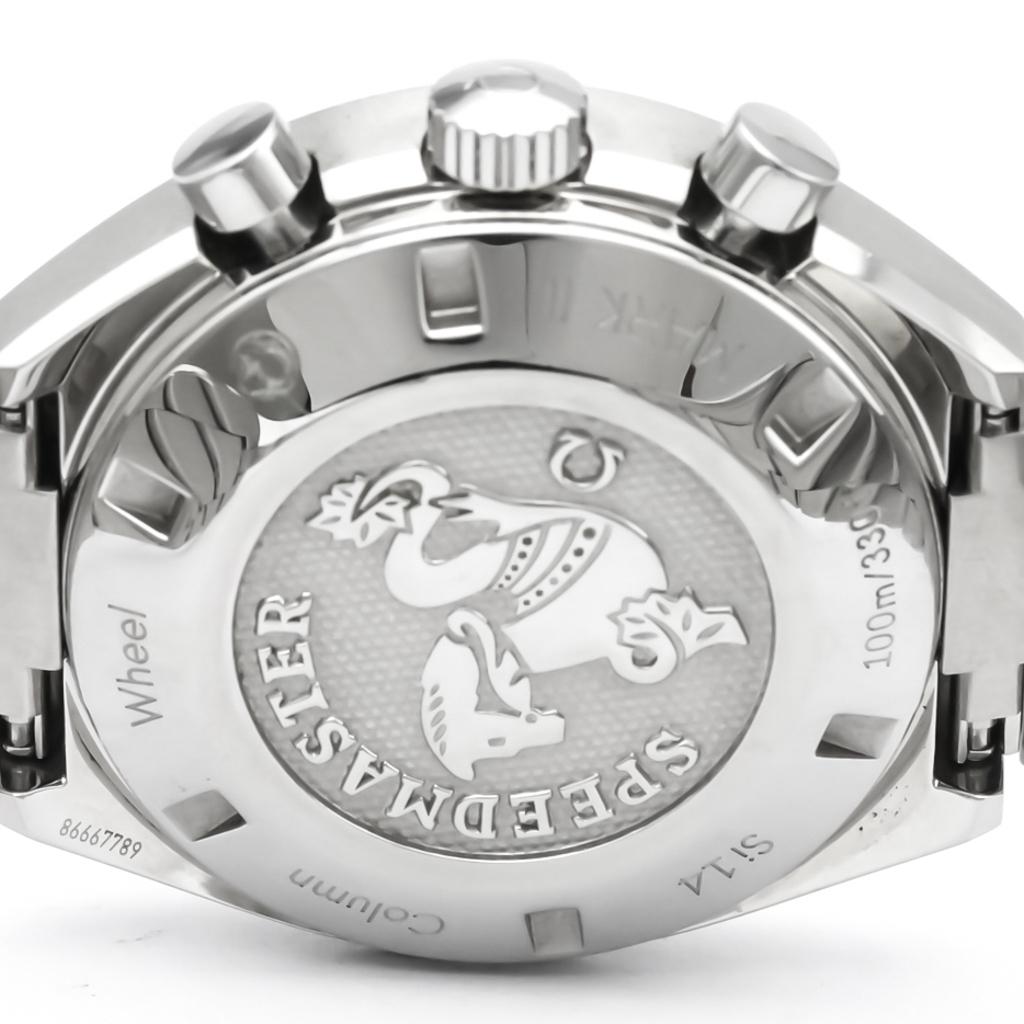 【OMEGA】オメガ スピードマスター マー II コーアクシャル ステンレススチール 自動巻き メンズ 時計 327.10.43.50.01.001