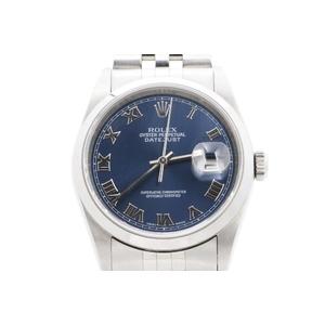 ロレックス(Rolex) デイトジャスト 自動巻き ステンレススチール(SS) メンズ 腕時計 16200