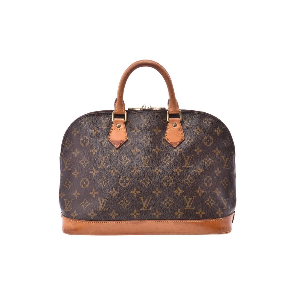 ルイ・ヴィトン(Louis Vuitton) M53151 Alma レディース ハンドバッグ モノグラム