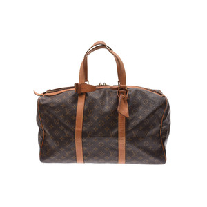 ルイ・ヴィトン(Louis Vuitton) モノグラム サック・スープル45 M41624 ボストンバッグ モノグラム