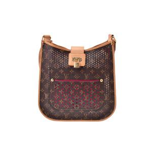 ルイ・ヴィトン(Louis Vuitton) Perfo Musette Shoulder Bag Orange M95174 ショルダーバッグ オランジュ
