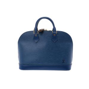 ルイ・ヴィトン(Louis Vuitton) エピ アルマ M52145 ハンドバッグ トレドブルー