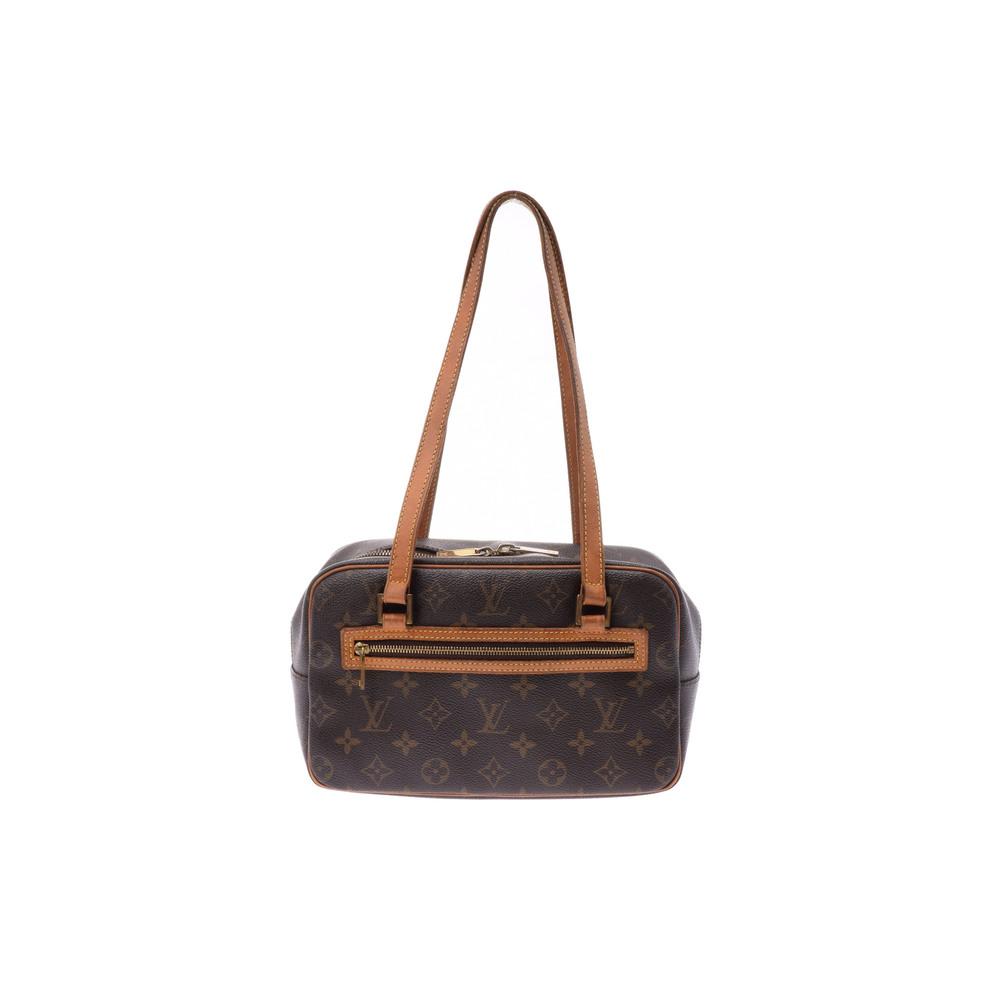 ルイ・ヴィトン(Louis Vuitton) 中古 ルイヴィトン モノグラム シテMM M51182 LOUIS VUITTON