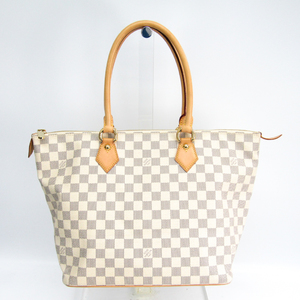 516c4b34402e Louis Vuitton Damier Saleya MM N51185 Women s Handbag Azur