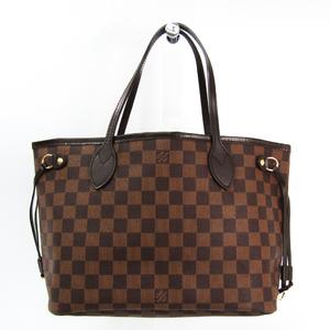 ルイ・ヴィトン(Louis Vuitton) ダミエ ネヴァーフルPM N51109 レディース トートバッグ エベヌ
