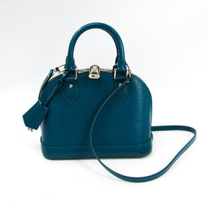 ルイ・ヴィトン(Louis Vuitton) エピ アルマBB M40853 レディース ハンドバッグ,ショルダーバッグ シアン