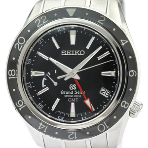 Seiko Grand Seiko Spring Drive Stainless Steel Men's Sports Watch SBGE001(9R66-0AA0)