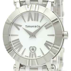 Tiffany Atlas Quartz Stainless Steel,Ceramic Women's Dress Watch Z1300.11.11A20A00A