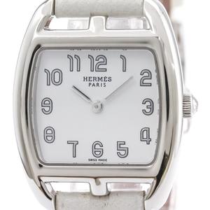 Hermes Cape Cod Quartz Stainless Steel Women's Dress Watch CT1.210