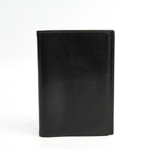 Hermes Agenda Planner Cover Black GM