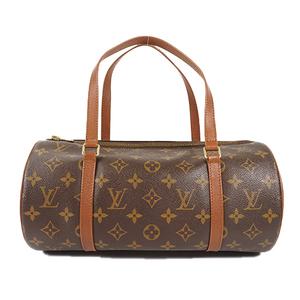 36e6332f95fc Auth Louis Vuitton Hand bag Monogram Papillon30 M51385