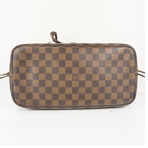 8512724da19d Auth Louis Vuitton Tote bag Damier Neverfull MM N51105