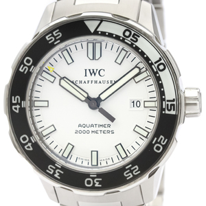 IWC Aquatimer Automatic Stainless Steel Men's Sports Watch IW356805