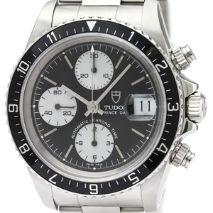 Tudor Chrono Time Automatic Stainless Steel Men's Sports Watch 79270