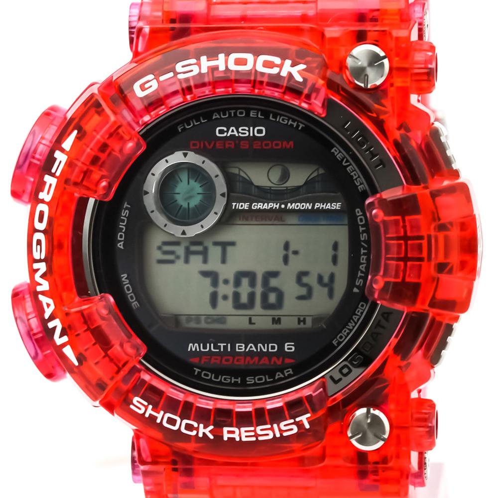 Casio G-Shock Solar Men's Sports Watch GWF-1000TM