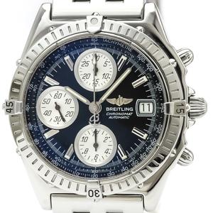 BREITLING Chronomat Black Bird Steel Automatic Watch A13350