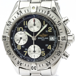 Breitling Colt Automatic Stainless Steel Men's Sports Watch A13035.1