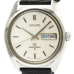 Seiko Grand Seiko Automatic Stainless Steel Men's Dress Watch 6146-8000