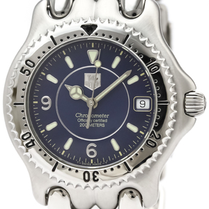 TAG HEUER Sel 200M Chronometer Automatic Mens Watch WG5114
