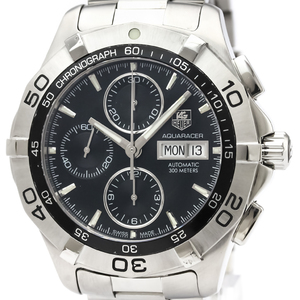 TAG HEUER Aquaracer Chronograph Steel Automatic Watch CAF2010
