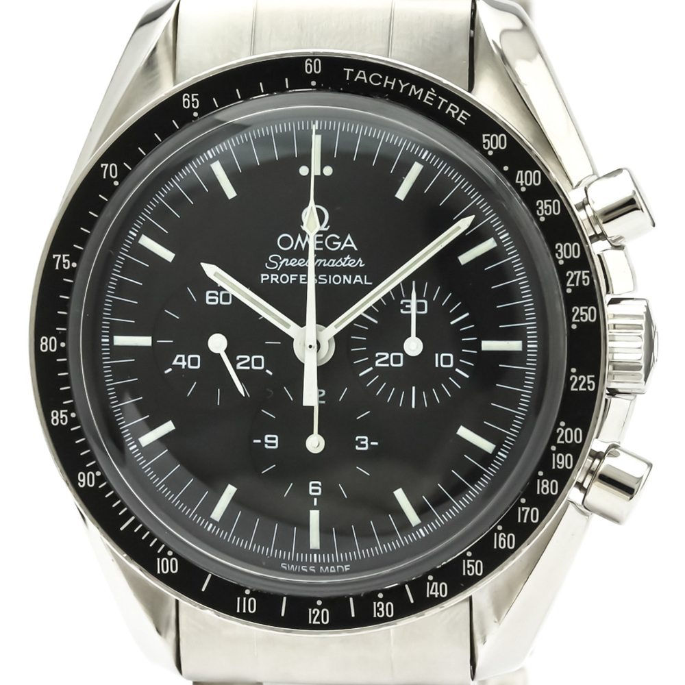 Omega Speedmaster Mechanical Stainless Steel Men's Sports Watch 145.022