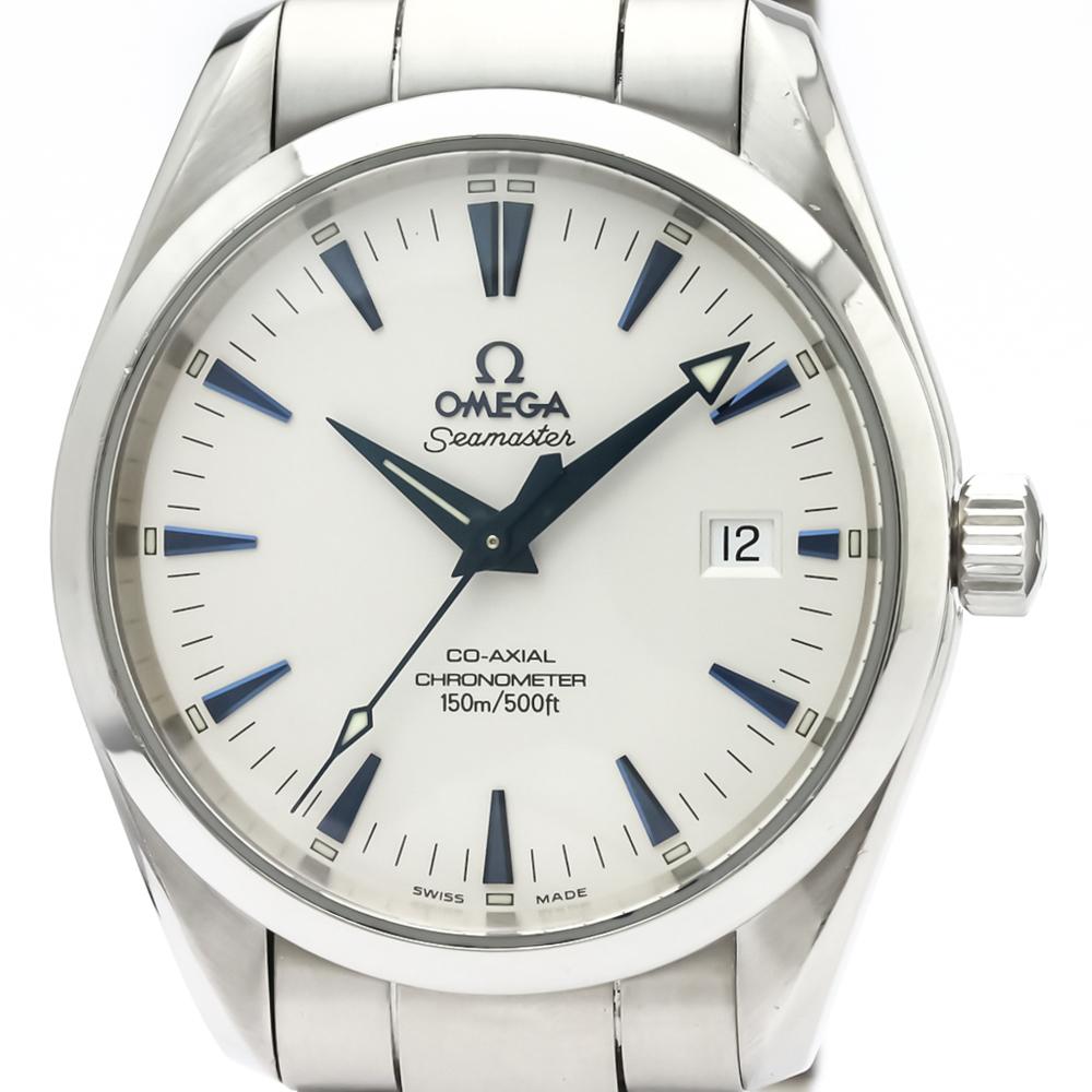 OMEGA Seamaster Aqua Terra Co-Axial Automatic Watch 2502.33