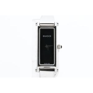 グッチ(Gucci) クォーツ ステンレススチール(SS) レディース 腕時計 1500L