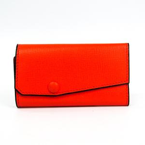 Valextra V1L76 Men's Leather Key Case
