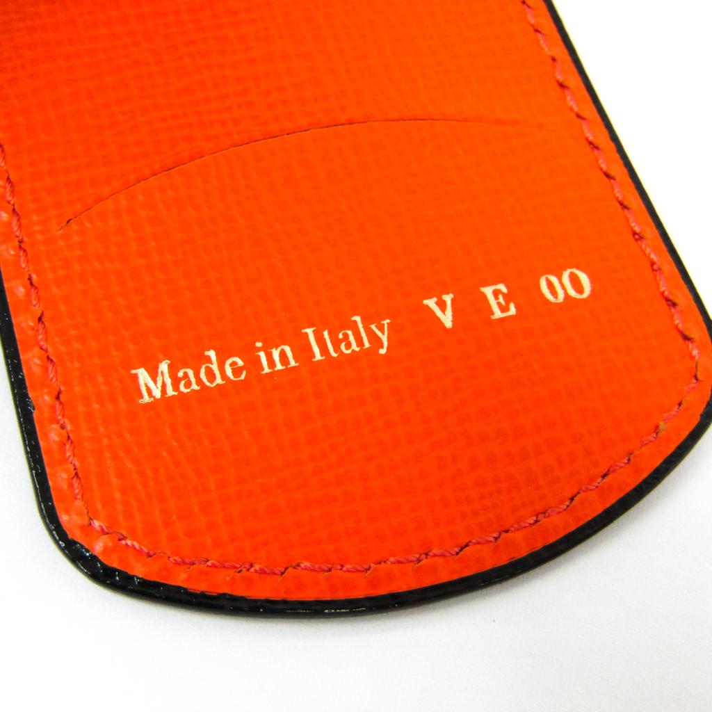 ヴァレクストラ(Valextra) V1L76 メンズ レザー キーケース