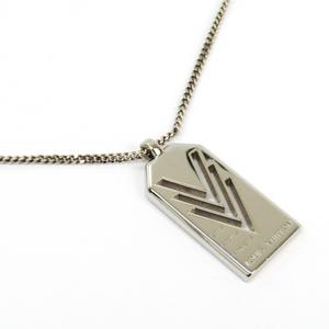 Louis Vuitton Unisex Pendant Necklace VVV Necklace M00050