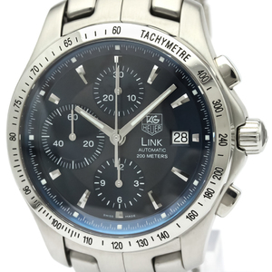 Tag Heuer Link Automatic Stainless Steel Men's Sports Watch CJF2114